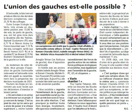 Union Gauches C78 2019-06-05